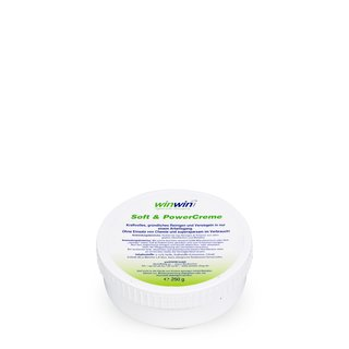 Soft & PowerCreme 250g